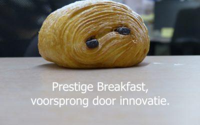 Voorstelling premium ontbijtkoeken op Broodway/Kortrijk
